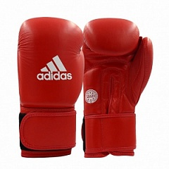 Перчатки Adidas WAKO Kickboxing Training красн